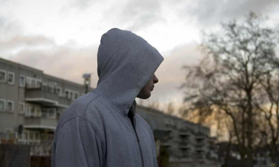 'Hoods allow people to hide from hostile attention and violence.'
