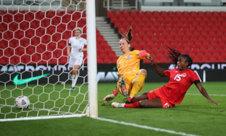 England Women's woes continue at hands of Canada's Viens and Prince