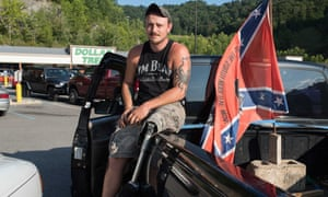 Paul Gyllespie: 'I love the flag, because I love fishing and hunting. That is what it means to be from the south, and I am proud of being from the south'