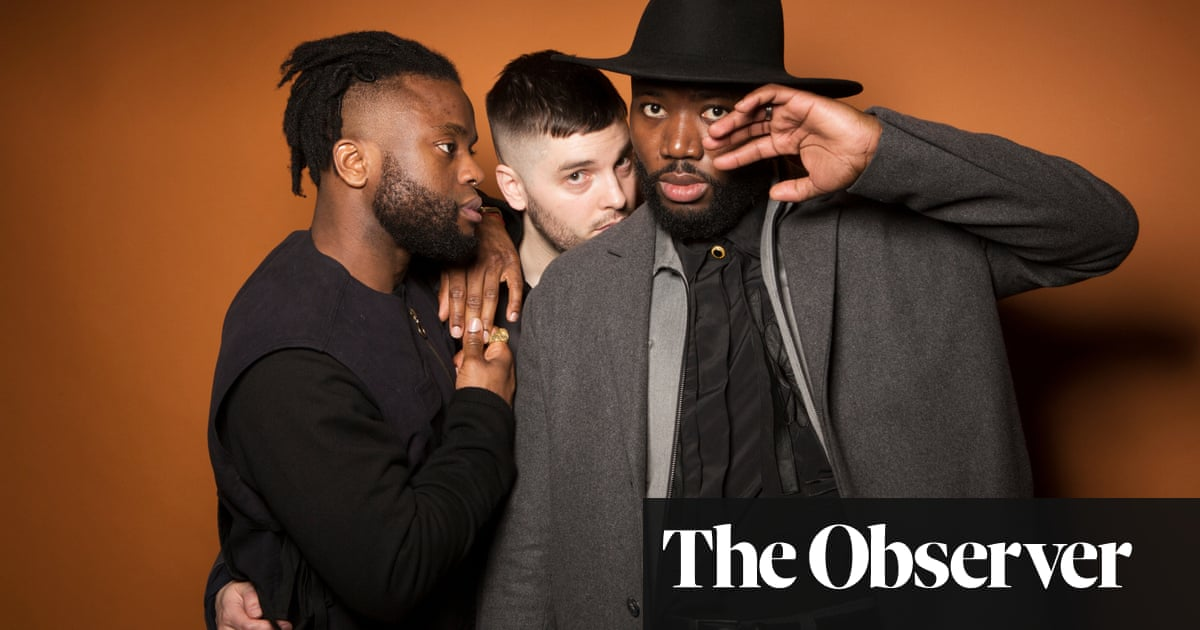 9df9daba Young Fathers: 'Everybody has a dark side. We're all complicit ...