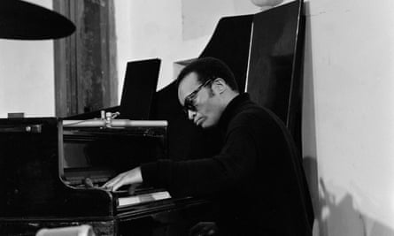 Cecil Taylor in the mid-1960s.