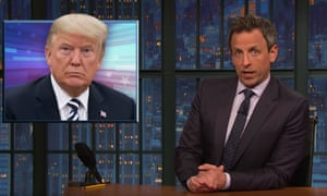 Seth Meyers: 'Trump casts himself as a master dealmaker but what we're learning yet again, is that he's actually terrible at making deals.'