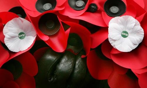 Red Poppy To Be Used To Remember Civilian Victims For First Time