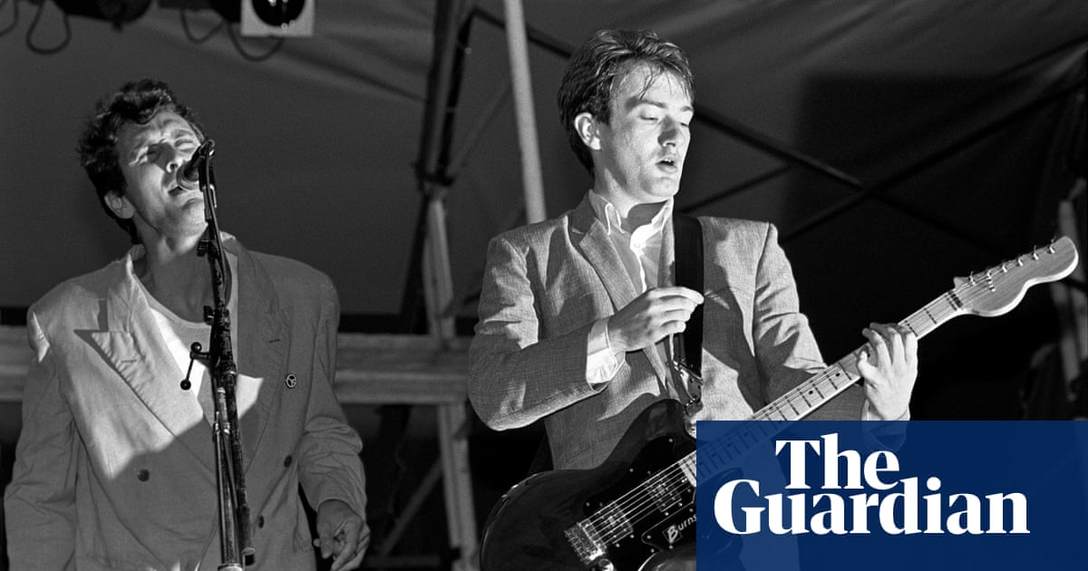 Gang of Four: 'They made me realise anything is possible'