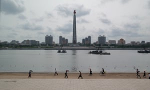 Tower of the Juche Idea, 1982