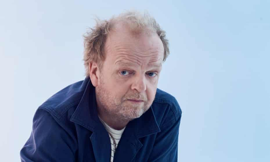 'I'm always interested in why people do what they do': Toby Jones.