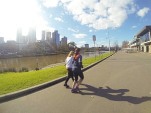 Running Tours: Melbourne