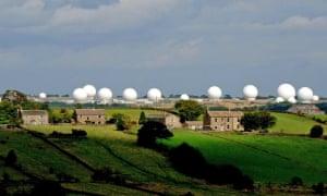 RAF Menwith Hill.
