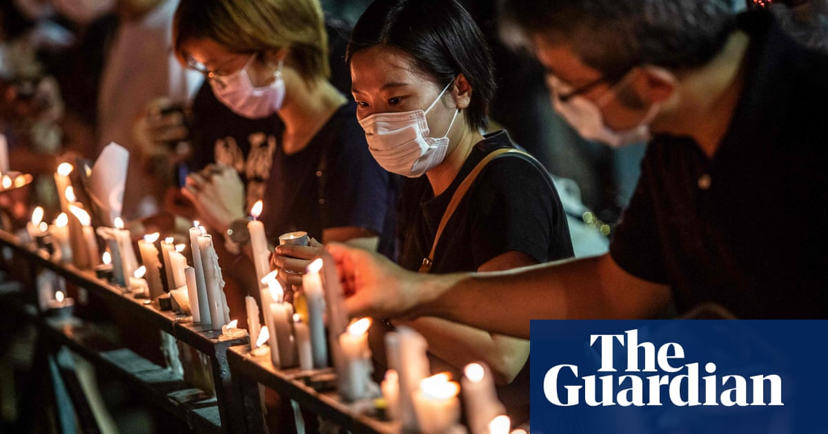 'Mourn June 4 in your own way': Tiananmen Square events vanish amid crackdowns and Covid
