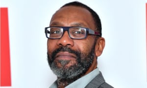 Actor, comedian and Open University graduate Lenny Henry.