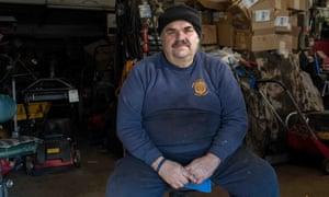 Bill Golec, a lifelong Youngstown resident.