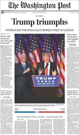 Washington Post, US