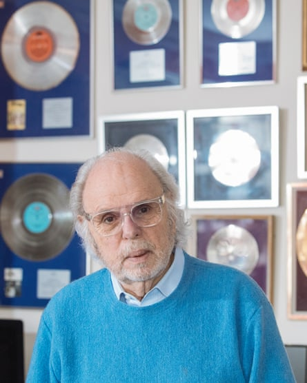 Laurence Myers, accountant to 1960s and 1970s pop stars, whose memoir comes out in October.