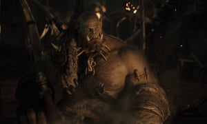 Robert Kazinsky in Warcraft: The Beginning.