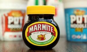 Unilever product, Marmite