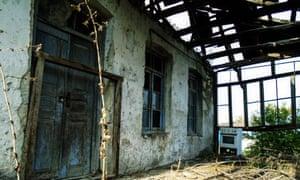 House in need of repair