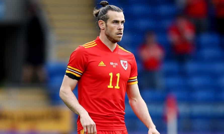 Wales's Gareth Bale.