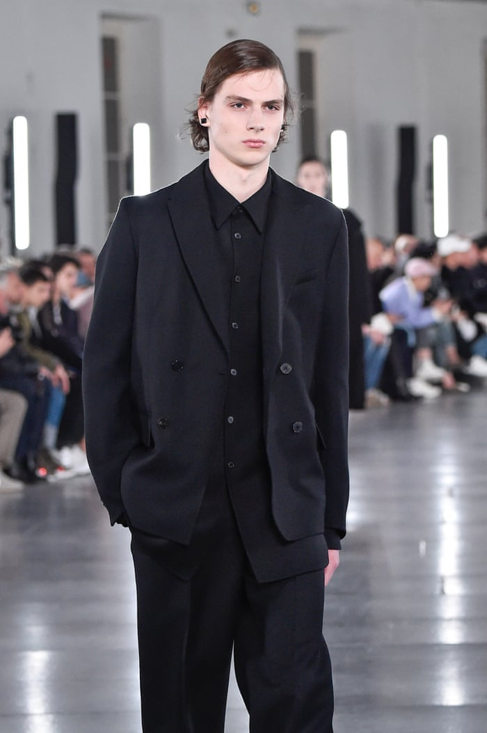 f7a0167a99c94 The AW19 takeaway  seven of the best menswear trends from the shows – a  photo essay