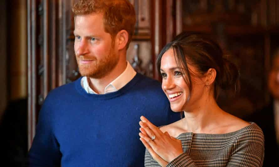 Prince Harry And Meghan Markle Ask For Aid To Charity Instead Of Wedding Gifts Royal Wedding 2018 The Guardian