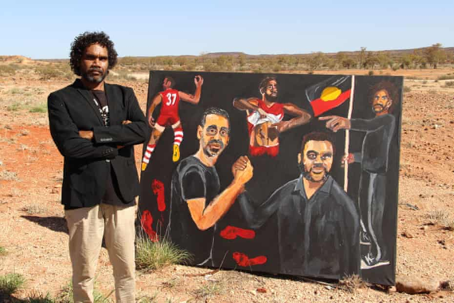 In 2020, Vincent Namatjira became the first Indigenous Australian to win.