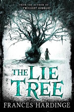 The Lie Tree by Frances Hardinge (Macmillan)