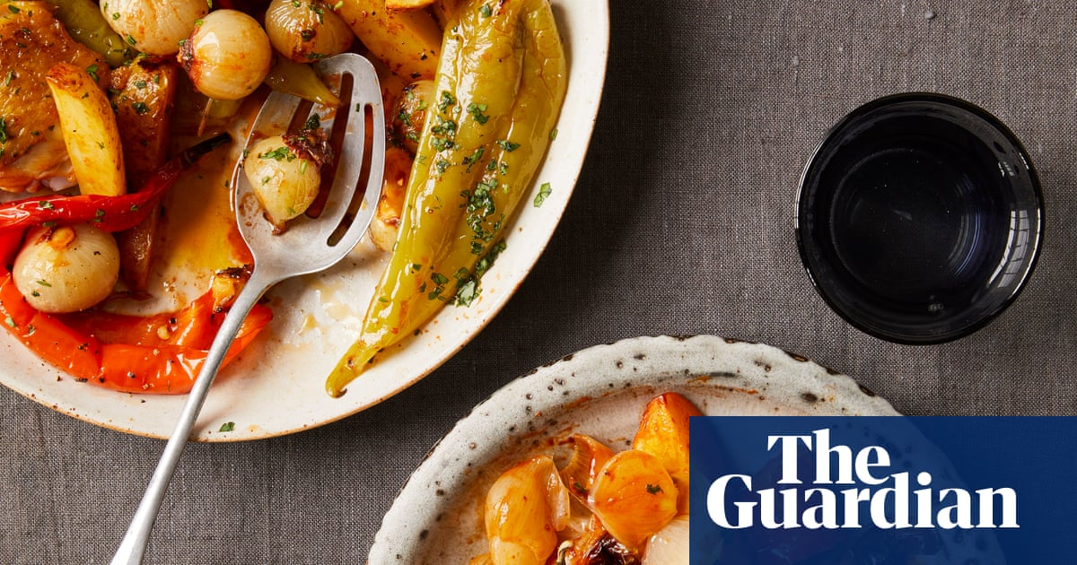 Turkish chicken two ways, plus cannelloni my way: Big Has' one-pan (ish) recipes
