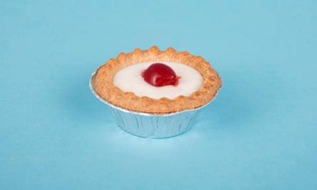 Mr Kipling Cherry Bakewell Tarts