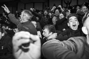 Manchester City – Tottenham Hotspur (1–2), 14th Feb. 2016 Kane (53'p), Iheanacho (74'), Eriksen (83') PL. Etihad Stadium. Att: 54,551. Ref: M. Clattenburg