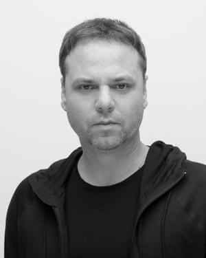Warung founder Gustavo Conti.