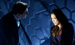Chloe Bennet in a scene from Marvel's Agents of Shield