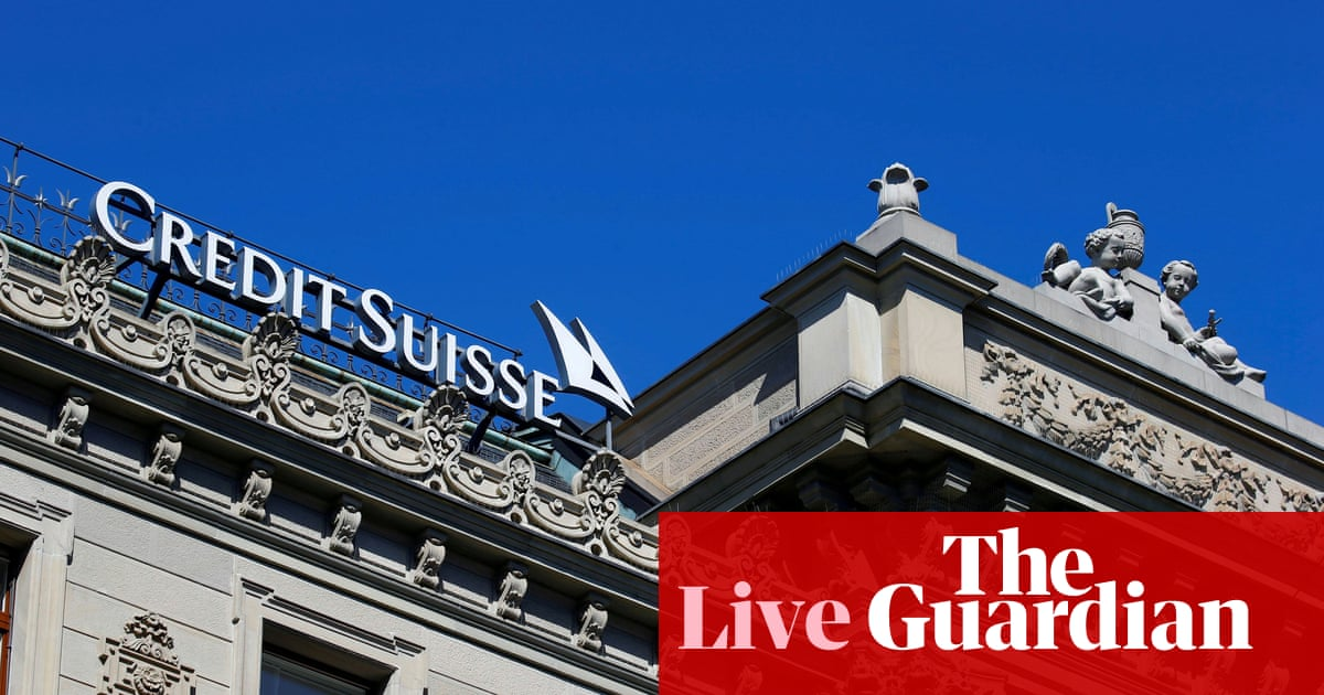 Credit Suisse scraps bonuses, bosses exit after Archegos, Greensill fallout – business live