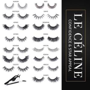 Le Céline lash collection