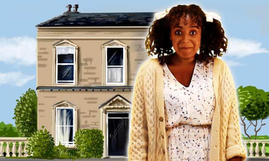 Colourful conundrums … Alyce Liburd as Charlotte Holmes