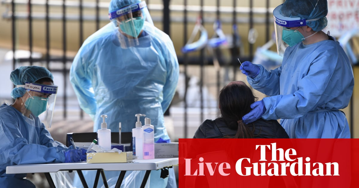 Coronavirus Australia latest updates: Labor pushes to extend jobkeeper as NSW embarks on testing blitz – live news – The Guardian