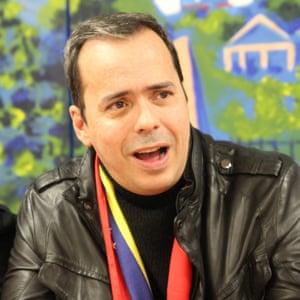 Strategist Juan Jose Rendón