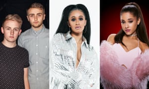 Disclosure, Cardi B and Ariana Grande: perfect for lazy, hazy summer days.