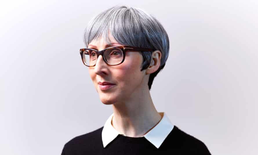 'Too chemistry teacher' (but in a nice way): Emma Beddington.
