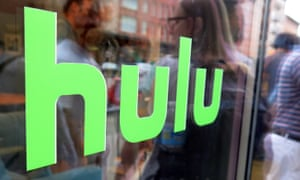 Hulu! If you fancy watching TV on a phone less than an inch from your face ...