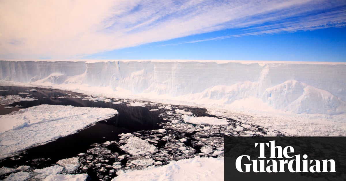 Should We Be Worried About Surging Antarctic Ice Melt and Sea Level Rise?