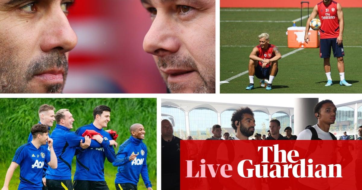 Premier League countdown: Man City v Spurs buildup, team news and more - live!