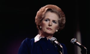 Margaret Thatcher in 1978