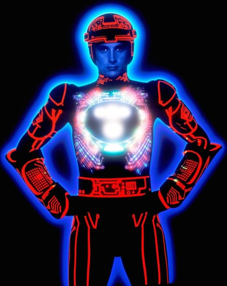 Video games fare better as movie-fodder when they are tackled conceptually … Tron, 1982.