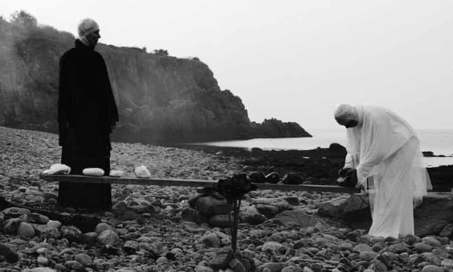 A still from Anders Weberg's latest trailer for his film Ambiancé