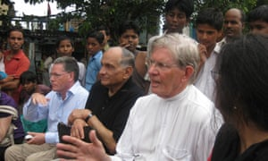 Bill Cash in India with Results UK