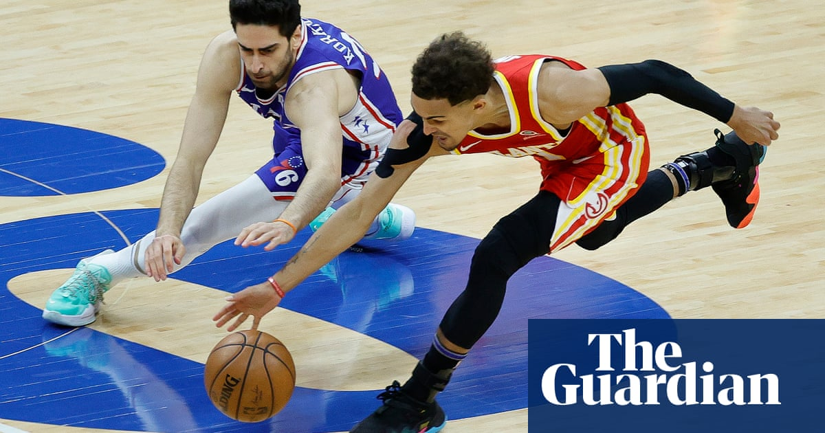 Hawks' Trae Young signs $207m extension as NBA free agents cash in