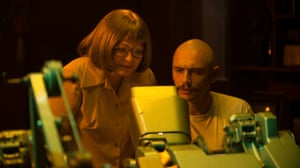 Jacki Weaver and James Franco in Zeroville