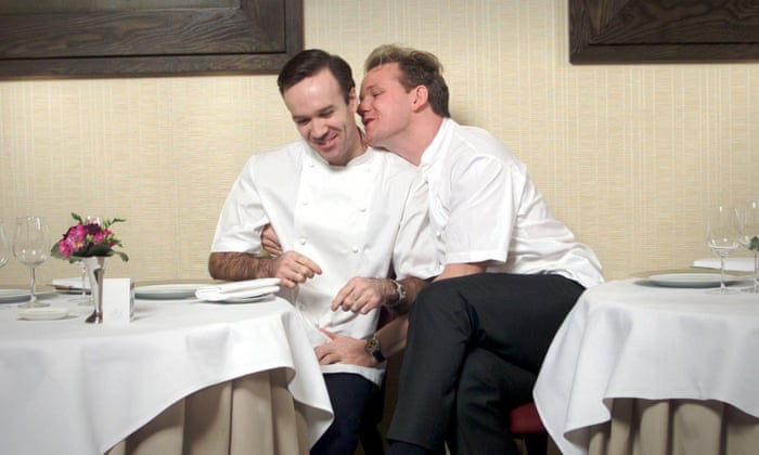 Marcus Wareing: 'Everyone thought I was too unforgiving for