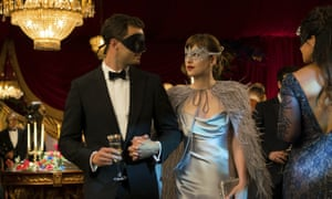 Fifty Shades Darker … James had final say over everything from costumes to casting.