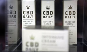CBD oil is increasingly being used in 'wellness' products.