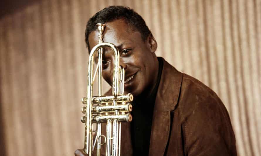Miles Davis in 1955.